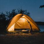 Come riscaldarsi in tenda: 12 Consigli per una notte perfetta!