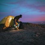 8 Consigli: Come dormire bene all'aperto