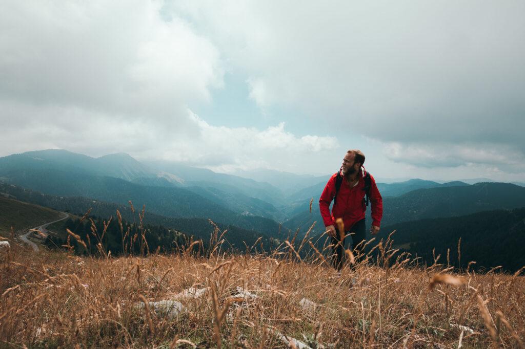 Migliori giacche impermeabili per trekking con pioggia