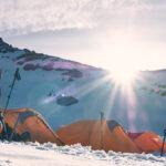 Campeggio invernale: le basi