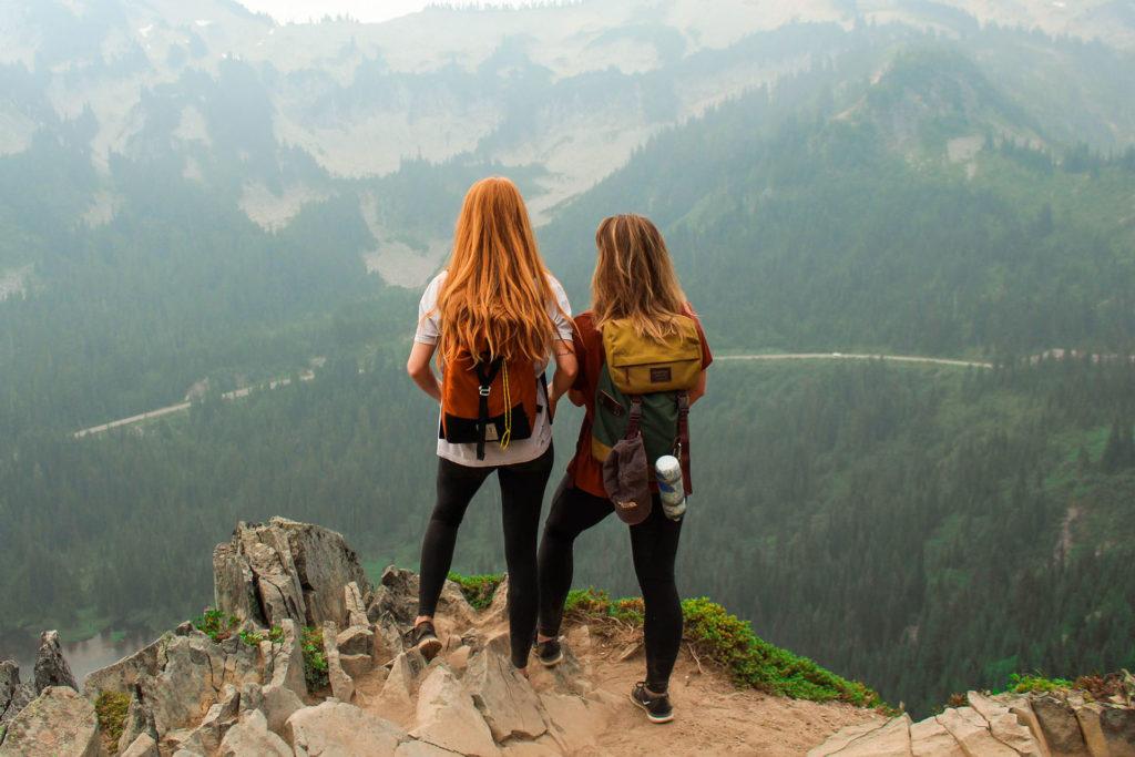 Migliori magliette da trekking per donna
