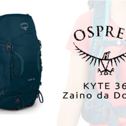 Osprey Kyte 36 – Zaino da DonnaAttrezzatura Trekking